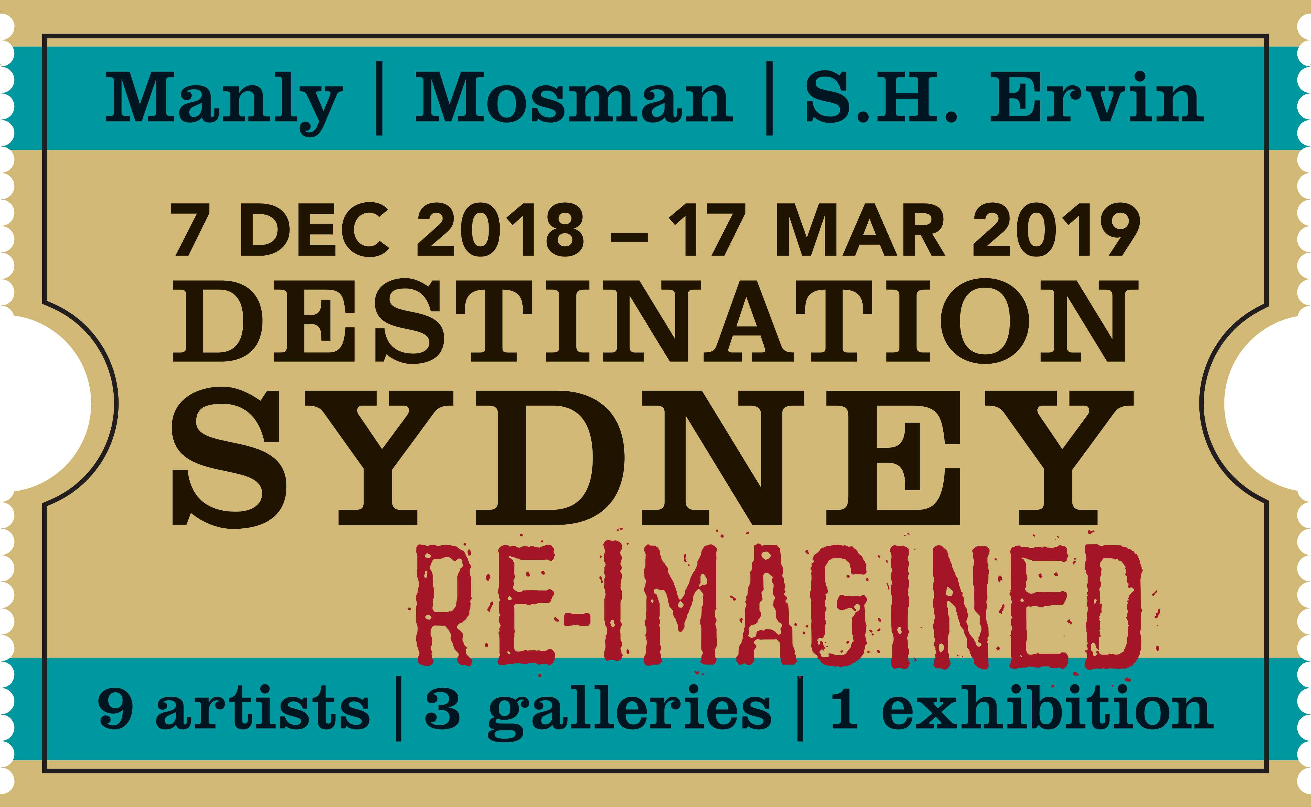 Destination Sydney logo