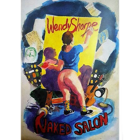 Naked Salon - Wendy Sharpe 2016