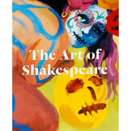 The Art of Shakespeare. (exhibition catalogue) Exhibition of artworks in response to Shakespeare's dramatic works, presented by Bell Shakespeare. Artists invited by John Bell and the exhibition curated by Nick Vickers.