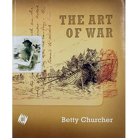 The Art of War. This moving book by Betty Churcher, examines the range and diversity of art inspired by war. First published 2004.