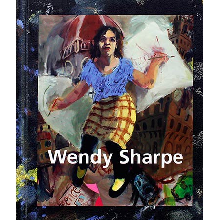 Title: Wendy Sharpe ISBN 978-0-646-54981-1 128 page book published by Martin Lane Design to coincide with Wendys major survey exhibition at the S.H. Ervin Gallery in 2011.
